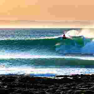 And, yep, Jbay is on but can you watch it?